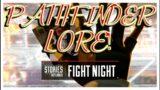 Pathfinder's LORE! (Apex Legends)