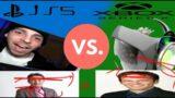 Playstation 5 vs Xbox Y: Full Analysis
