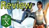 Portal 2 Xbox Series X Gameplay Review