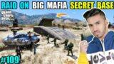 RAID ON BIG MAFIA BUNKER | GTA V GAMEPLAY #109 | TECHNO GAMERZ