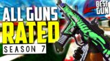 RATING EVERY GUN IN APEX LEGENDS SEASON 7! – TSM Reps