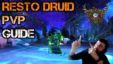 RESTO DRUID PVP GUIDE FOR SHADOWLANDS (Talents, Stats, Legendary, Soulbind, Conduits)