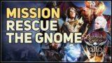 Rescue the gnome Baldur's Gate 3 Mission