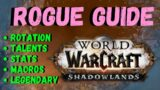 SUB GUIDE | Opener For Subtlety PvP | SHADOWLANDS | WAGZ