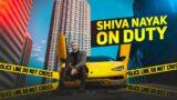 SWAGAT TOH KARO HAMARA | SHIVA NAYAK ON DUTY | GTA V RP LIVE WITH DYNAMO GAMING