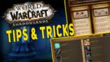 Shadowlands THINGS YOU MUST KNOW! Leveling – Torghast – Legendaries – Gear & Renown | WoW