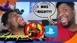 Sony REMOVES Cyberpunk 2077 from PSN| The unfortunate tale of Cyberpunk 2077