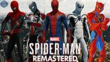 Spider-Man PS5 Remastered – ALL DLC Suits Ranked from WORST to BEST!