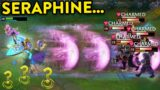 THE POWER OF SERAPHINE – Best Tricks & 200 IQ Plays – League of Legends