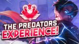 THE PREDATOR EXPERIENCE IN RANKED! (Apex Legends)
