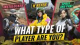 TYPES of VALORANT Players… WHICH ONE ARE YOU?