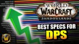 The BEST DPS SPECS for Castle Nathria!! // World of Warcraft: Shadowlands