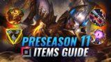 The COMPLETE Top Lane Itemization Guide For PRESEASON 11 – League of Legends