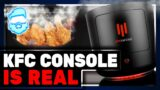 The KFC Console Is REAL & DESTROYS The Playstation 5 & XBOX Series X! KFConsole Vs PS5 & XBOX