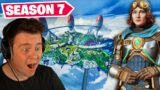 The *NEW* SEASON 7 of Apex Legends is INSANE!