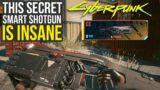 This Secret Legendary Ba Xing Chong Shotgun Is Insane In Cyberpunk 2077 (Cyberpunk 2077 Best Weapons