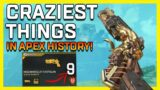 Top Craziest Things To Happen in Apex Legends (Glitches, Events, & More!)