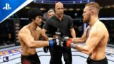 UFC 2 on PS5: Conor Mcgregor vs Bruce Lee Epic Gameplay!