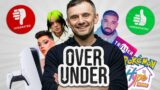 Underrated or Overrated: Drake, PS5, Pokemon, Kanye West, and More!