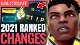 VALORANT | New Ranked System Datamined & Clash Mode Tease (Episode 2 Changes)