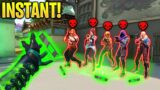 Valorant: One-shotting 5 Players INSTANTLY! – Team Wipes & Instant Kills – Valorant Moments Montage