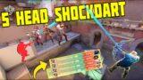 Valorant : Sova Main 200iq Plays 5 Head Shock Dart BEST MOMENTS and FUNNY FAILS | Highlights #241