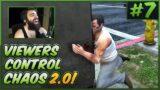 Viewers Control GTA V Chaos 2.0! #7