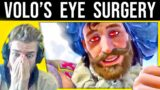 Volos Eye Surgery to Remove The Parasite – Baldur's Gate 3 – Funny Moments (ESO Reacts)