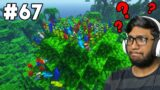 WHERE IS MY PARROT? IN MINECRAFT KHATARNAK GRAPHICS PART 67 !!