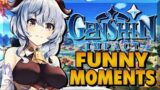 [WHO IS YOUR WAIFU] GENSHIN IMPACT IN A NUTSHELL FUNNY MOMENTS PART 58