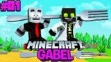 WIR HABEN EINE GABEL! – Minecraft Gabel #01 [Deutsch/HD]