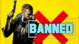 WTF… Sony BANNED Cyberpunk 2077 from the Playstation store