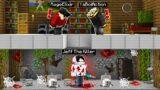 We Found JEFF THE KILLER'S Secret Basement… (Minecraft)