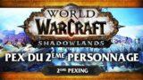 WoW Shadowlands #11 : On pex un 2e personnage (ft. Lapi, Gius, Kenny et Flora)