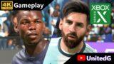 Xbox Series X FIFA 21 Next Gen Gameplay 4K