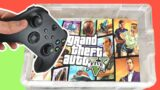 Xbox Series X Hydro Dipping GTA 5 Edition
