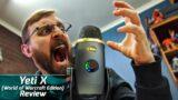 Yeti X World of Warcraft Edition Review