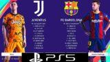 eFootball PES 2021 PS5/Xbox Series X – Juventus vs Barcelona