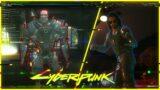 """Adam Smasher"" And ""Johnny Silverhand""!! | Cyberpunk 2077 | Street Kid | Gameplay | Part 3"