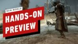 New World: Hands-On With Amazon's Open-World MMORPG