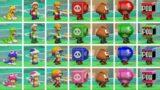 Super Mario Maker 2 – All Super Mario 3D World Power-Ups