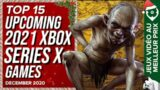 Top 15 Best Upcoming 2021 Xbox Series X Games – December 2020 Selection