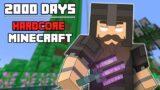 2000 Days – [Hardcore Minecraft]