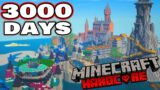 3000 Days Hardcore Minecraft – The Movie