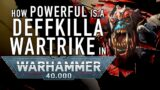 40 Facts and Lore on the Ork Deffkilla Wartrike in Warhammer 40k