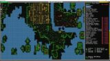 [ASCII] Dwarf Fortress   S2E6   Goldenrivers and war elephants
