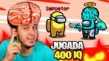 ASI SE ATRAPA UN IMPOSTOR ! JUGADA DE 400 IQ EN AMONG US | HaroldArtistPlay