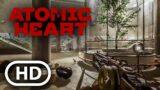 ATOMIC HEART Gameplay Demo (2021)