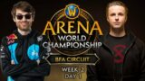 AWC BFA Circuit | Week 2 – Day 1 | Full VOD