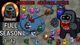 Among Us Zombie Season 1 – Ep1 ~ 12 – Animation